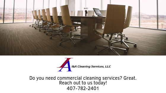 Commercial Cleaning, Office Cleaning, Commercial Janitorial Services