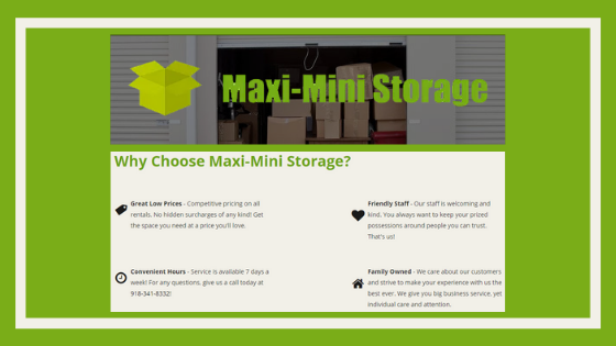 storage, self storage, mini storage, storage units