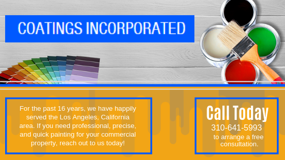 Commercial Painting, Wall Covering, Elastomeric Paint Applicator, High-Performance Coatings Applicator