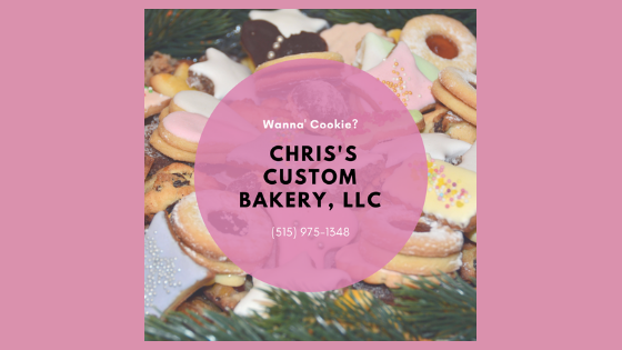 bakery, custom bakery, sugar cookies, costume cakes, fresh bread