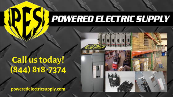 electric supply, circuit breakers, square d, power distribution,