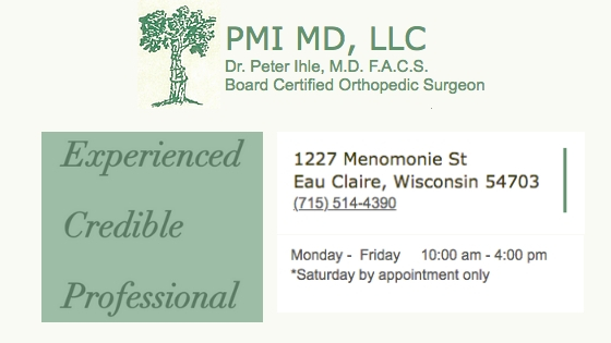 Medical Legal Consultant, Orthopedic Expert, Spine Injury Consultant, Independent Medical Examiner, PETER M IHLE