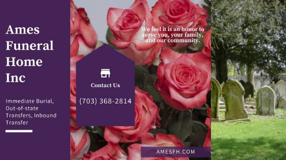 Funeral Home, Caskets, Cremations, Immediate Burial, Out-of-state Transfers, Inbound Transfer