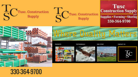 Rebar, Forming, Scaffolding, Supplies, Shoring