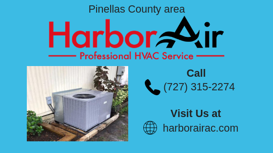 HVAC services, heating, air conditioning, PInellas county, maintenance, indoor air quality, new air conditioner installations, new handler, commercial, residential, duct repair