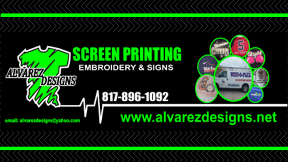 T-Shirts, Jackets, Caps, Hoodies, Team Uniforms, Banners, Promotional Product Signs, Vehicle Lettering, Mugs, Koozie Holders,