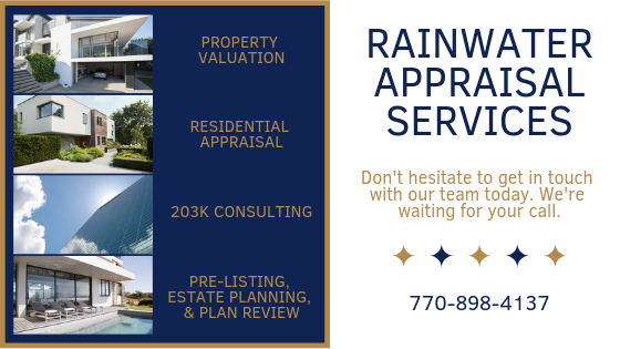 Real Estate, Appraisal, Appraisers, Residential