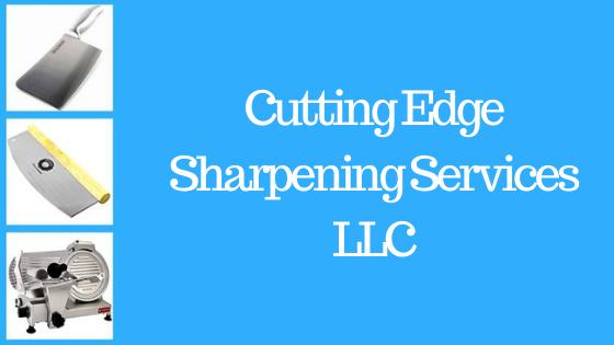 knife sharpening, tool sharpening, saws, blades