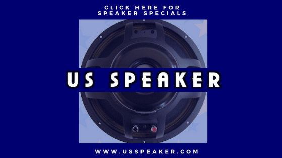 Speaker, Bass , Guitar Speaker, Speaker Component For PA Speaker System