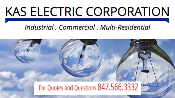 Electrical Contractor, Commercial, Pole Lighting, New Installation, Design Build
