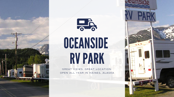 RV park, ocean view, full hookups, camping,