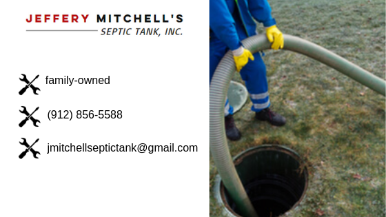 We're more than septic tanks