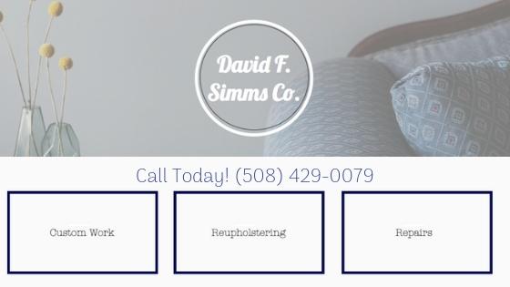 upholstery shop, slip covers, upholstered antique restoration, fabric sales, custom upholstered furniture,