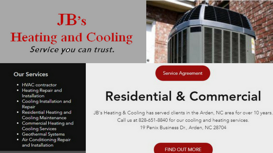 HVAC contractor, heating, cooling