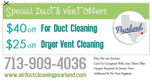 Air Duct Cleaning Pearland