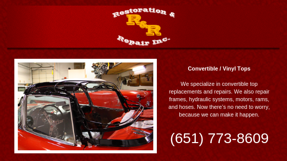Convertible Top Repair Car Seat Repair, Heated Seats, Auto Leather Repair, Auto Upholstery