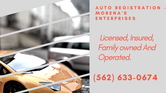 Auto Registration, Instant Stickers, Transfers, Any Vehicle