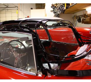 Auto Restoration, Restomods, Car modification, Seat Repair,