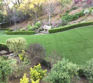 Pacific Grass & Turf Inc.
