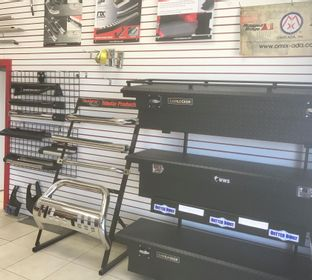Truck Accessories, Spray on Bed Liners, Lift Kits, Truck Tops, Tool Boxes, Brush guards, Winches, Winch sales, Hitches, Bumpers, WeatherTech Floor Liners