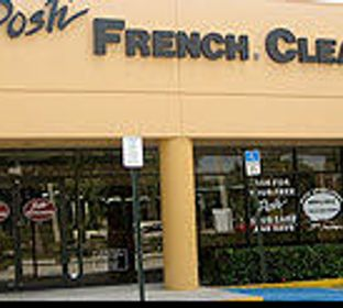 Posh French Cleaners located in Deerfield Beach, FL