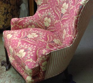 Upholstery Shop, Slip Covers, Upholstered Antique Restoration, Fabric Sales, Custom Upholstered Furniture, Boat Cushions, Porch Furniture Cushions, Furniture Repair, Custom Made Furniture, Furniture Made to Orde