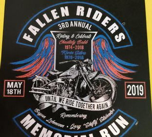 Fallen Riders Memorial Run