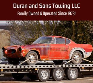 Duran and Sons Towing LLC - Towing, Winch Outs Recovery, Commercial Towing, Heavy Duty Towing, Recovering Storage Towing, Load Shifts, Truck Repair