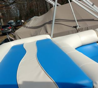 Industrial Sewing, Upholstery Sewing, Boat Covers, Pontoon Covers, Bimini Tops, Heavy Equipment Covers, Marine Electrical Wraps, Enclosures, Custom Designs, Boat Cover Repairs, New Boat Covers